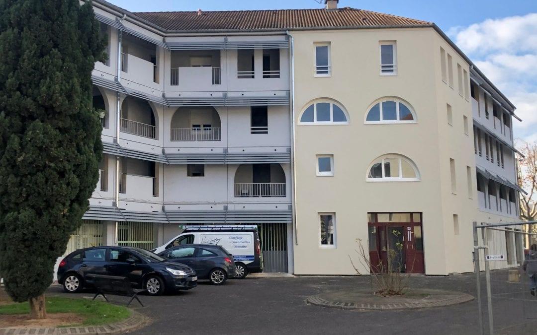 Réhabilitation de 199 logements «LE FAUBOURG DU VALENSOLLE»